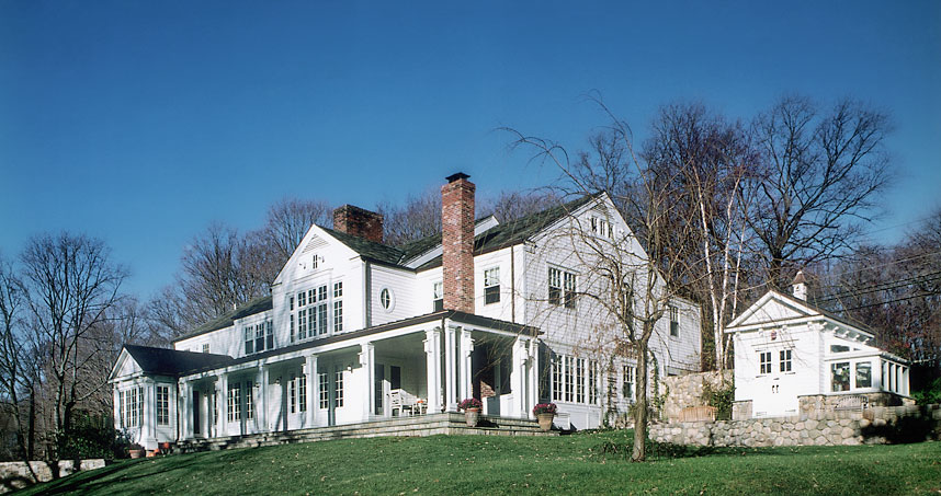 Residence, Greenwich, Connecticut